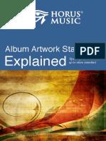 Artwork Standards Explained