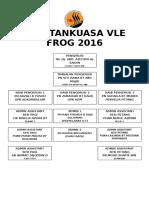 Jawatankuasa Vle Frog 2016