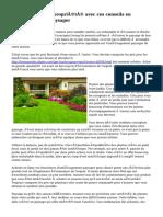 Améliorer votre propriété avec ces conseils en aménagement paysager