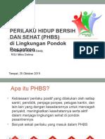 PHBS ponpes