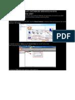 Tutorial Membuat Database Menggunakan Microsoft Acces 2007