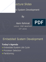 Embedded System Life Cycle