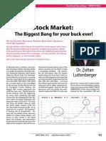 Stock Markets in Bubble Economy