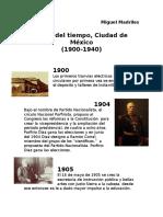 Miguel Madriles Linea Del Tiempo