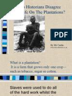 Life on Plantations