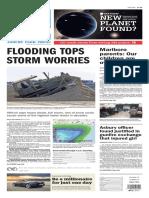 Asbury Park Press front page Thursday, Jan. 21 2016