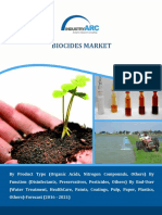 Biocides Market Analysis and Forecast till 2020.
