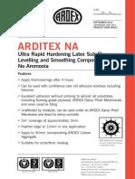 Ardex Arditex NA