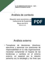 INAP - Analisis de Contexto