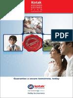 Assured Savings Plan