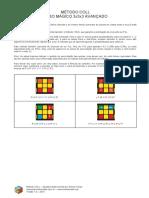 Apostila Metodo Coll Cubo Magico 3x3x3 Avancado