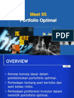 Portofolio Optimal
