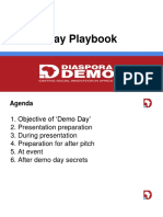 Demo Day Playbook