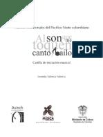 cartilla Al son.pdf