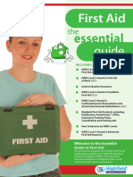 First Aid Essentials Guide