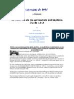 La Reforma Adventista de 1914