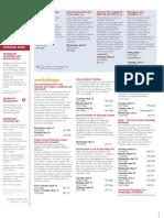 Spring 2010 Workshop List (Updated 4/8/10)