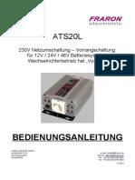 Netzumschalter_ATS20L