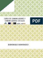 01. Curso Comunicadores/as - Modulo1_Presentacion