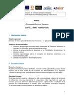 03. Curso Comunicadores/as - Cartilla Participantes_Modulo1