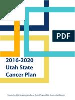 2016-2020 Utah State Cancer Plan