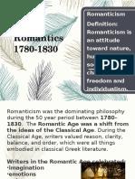 romanticism  1