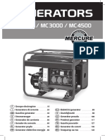 Mc2700 Mc3000 Mc4500 Mercure