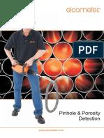 Pinhole & Porosity Detection