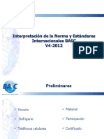 Interpretacion de La Norma Version 04 - 2012 (2015)