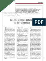Cancer, aspectos generales