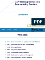 Validation Part1