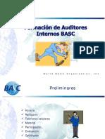 Formación Auditores Internos 2014