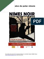 Nimes Noir 2016
