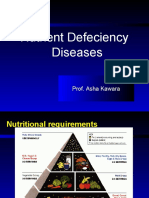 Lecture on Defeciency Diseases