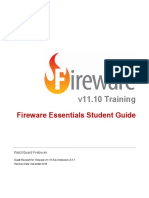 Fireware Essentials Student Guide (en US) v11!10!5