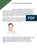 Primer Trasplante De Córnea En El Centro de salud Del IESS En Cuenca