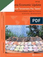 Tanzania Economic Update