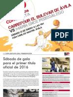 Copa Plata 16