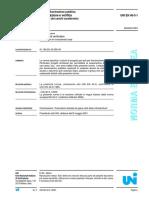 UNI EN 40-3-1 - Pali per illuminazione - Progettazione e verifica.PDF