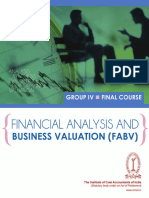 Final Paper20 Revised Business Valuation
