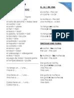 vocabulary 4 - g1