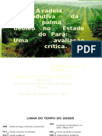 Zoneamento Ecologico Do Dendê
