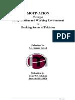 motivation research term paper