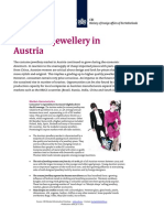 Jewellery in Austria