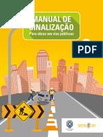 SEMUTTRAN - Manual de Sinalização de Obra Públicas