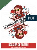 Pb16 Dossier Presse