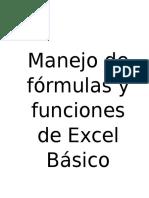 Apunte Excel Formulas
