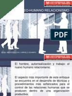 Escuelaneo Humano Relacionismo 130211101815 Phpapp01
