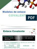 Clase - Enlaces Químicos Covalente y Metálico