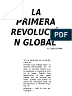 Análisis Primera Revolucion Global